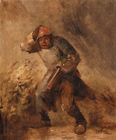 Walter Geikie, R.S.A. (1795-18