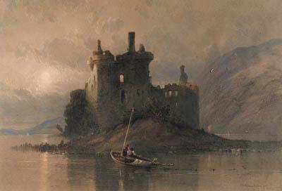 Thomas Miles Richardson, Jun., R.W.S. (1813-1890)