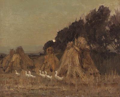 William Page Atkinson Wells, R.B.A. (1872-1923)