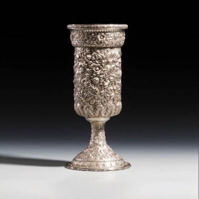 A Silver Goblet