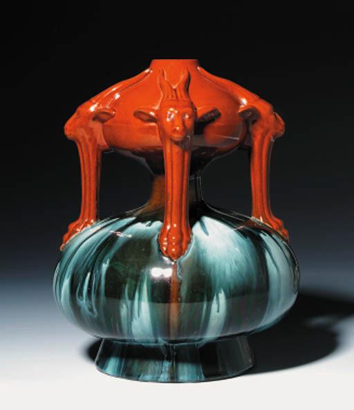 A Ceramic Vase