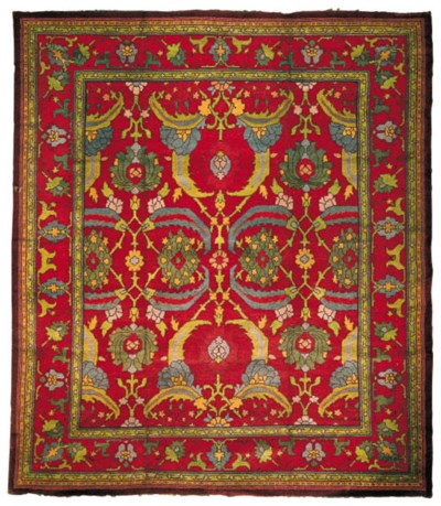 A Donegal carpet