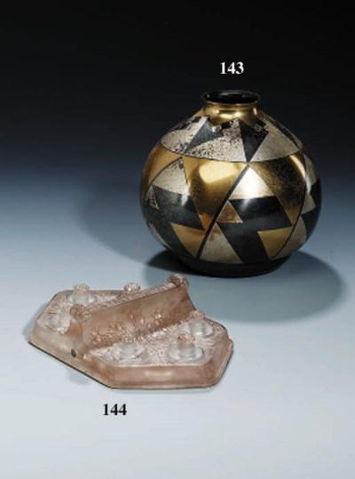 A Metal Vase