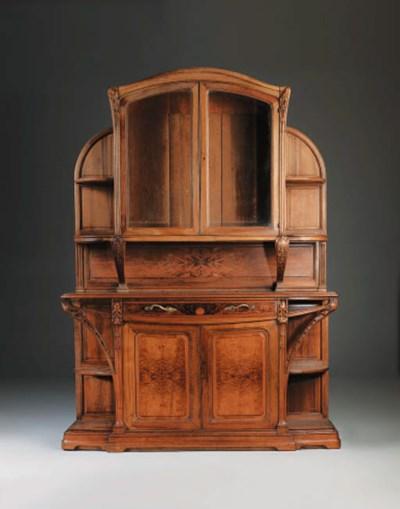 A Carved Sideboard 'Modele Chi