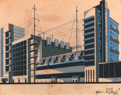 'Architectural Study'