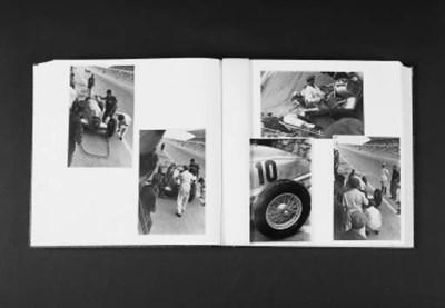 Motor Racing Successes 1935-36