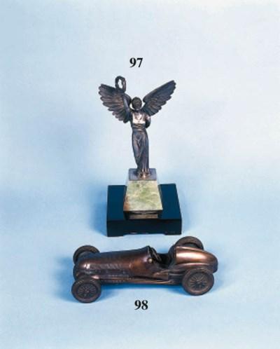 Donington Grand Prix 1938 - A