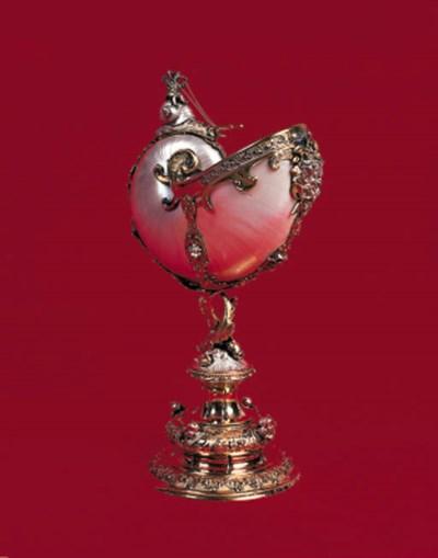 A magnificent ornamental troph