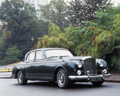 1958 BENTLEY S1 CONTINENTAL FO