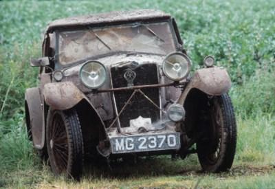 1933 RILEY 9hp LYNX SPORTS TOU