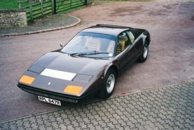 1973 FERRARI 365 GT4/BB