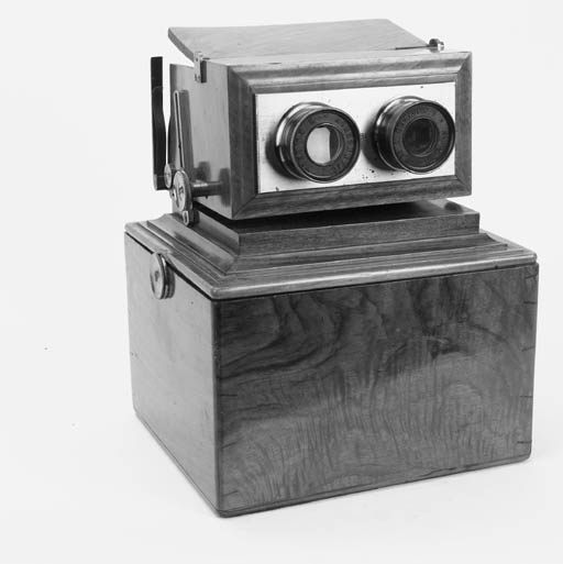 Achromatic stereoscope no. 288