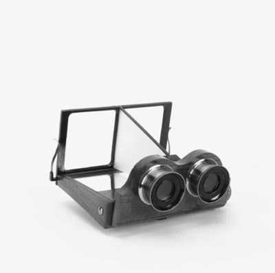 Achromatic stereoscope no. 601