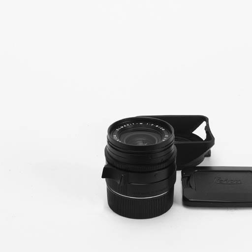 Elmarit-M no. f/2.8 28mm. no.