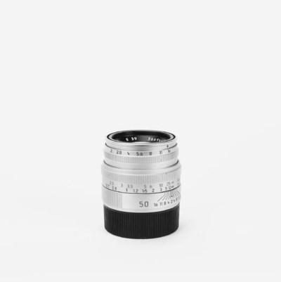 Summicron-M f/2 50mm. no. 3669
