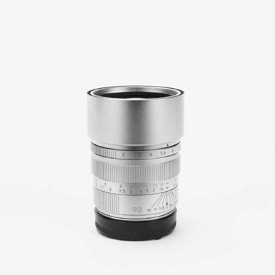 Summicron-M f/2 90mm. no. 3615
