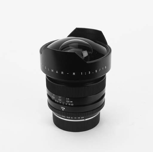 Super-Elmar-R f/3.5 15mm. no.