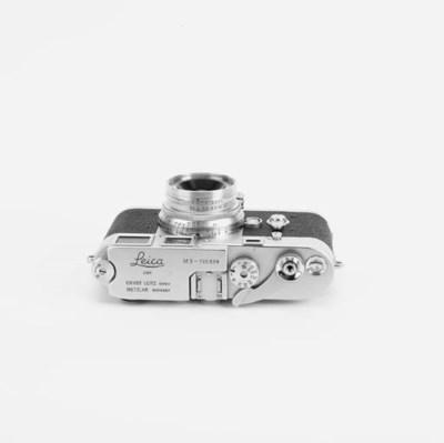 Leica M3 no. 700599
