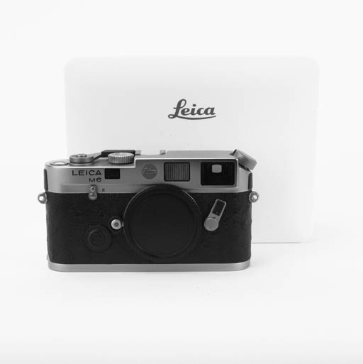 Leica M6 Titanium no. 1914112