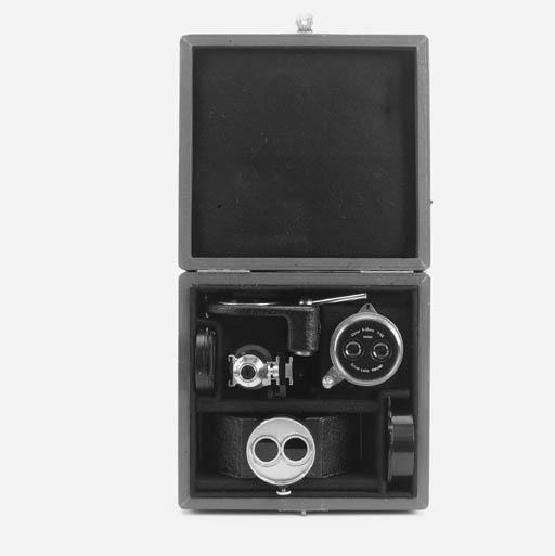 Wartime stereo lens set