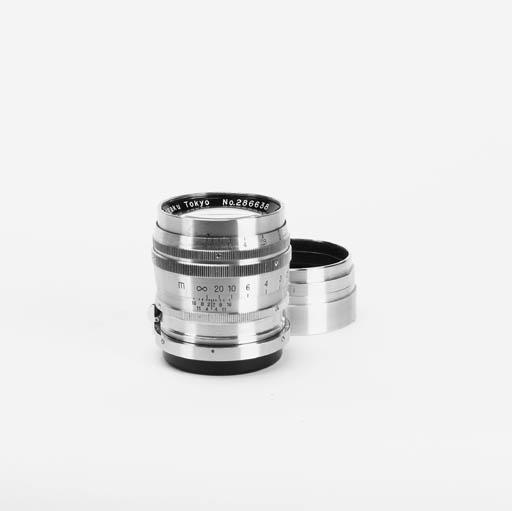 Nikkor-PC f/2 8.5cm. no. 28663