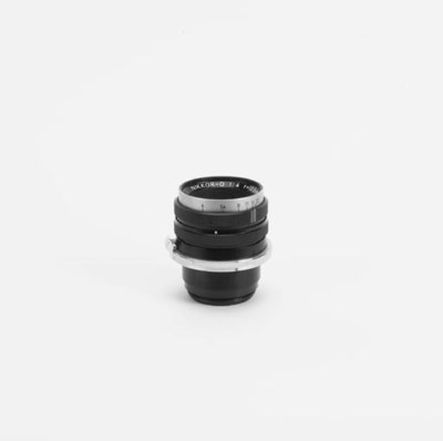 Nikkor-Q Short Mount f/4 13.5c