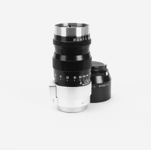Nikkor-QC f/3.5 13.5cm. (new-t