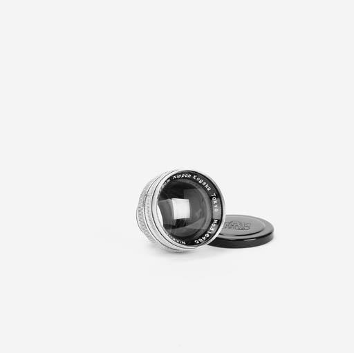 Nikkor-SC f/1.4 5cm. no. 31646