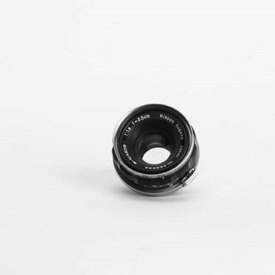W-NikkorC f/1.8 3.5cm. no. 352