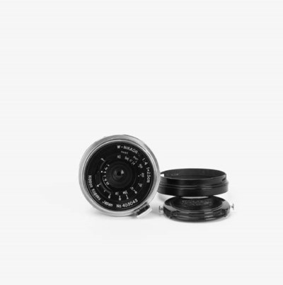 W-NikkorC f/4 2.5cm. no. 40304