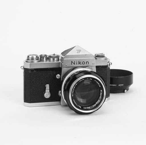 Nikon F no. 6458380