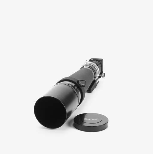 Canon 600mm. f/5.6 no. 10369