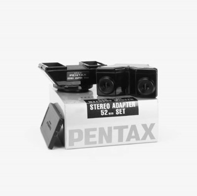 Stereo Adapter 52mm set