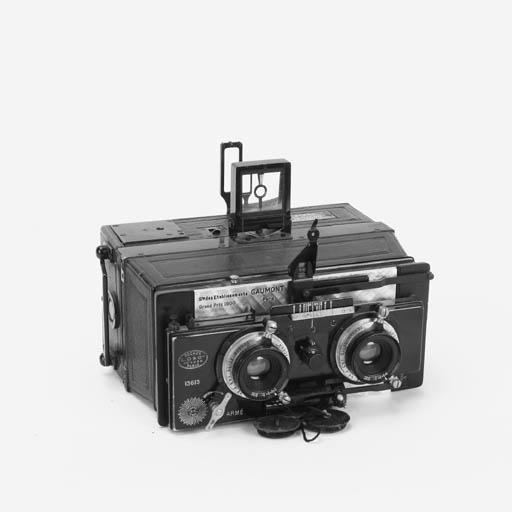 Grand Prix 1900 stereo jumelle