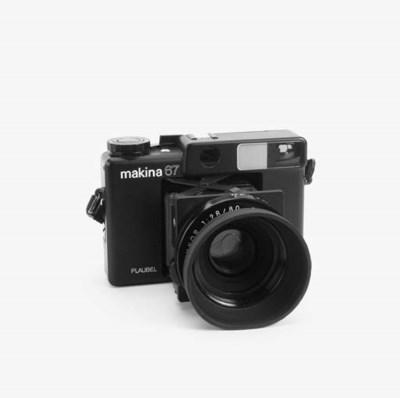 Makina 67 camera