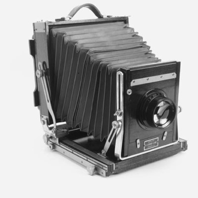 Deardorff View camera