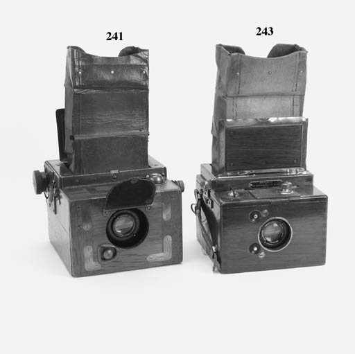 Ensign Roll Film Reflex camera