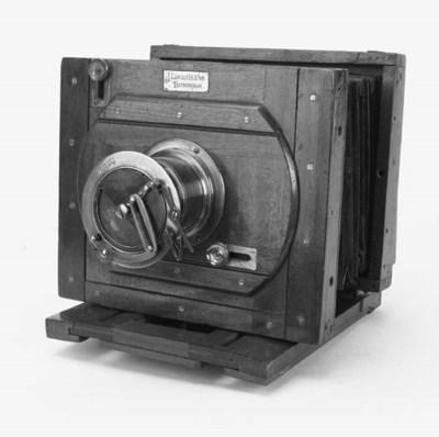 Instantograph camera