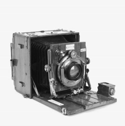Sanderson hand camera no. 2194