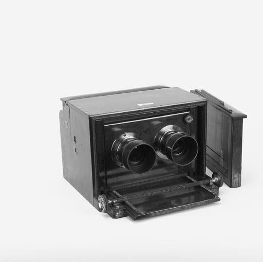 Window-pattern sliding box cam