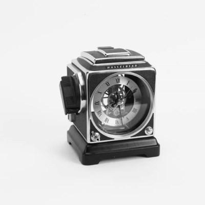 Hasselblad 500C/M clock
