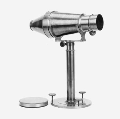 Replica daguerreotype camera