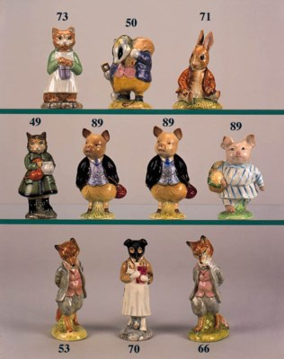 'Foxy Whiskered Gentlemen'