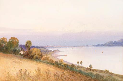 Frederick John Widgery (1861-1