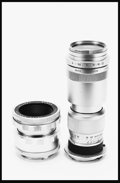 Elmar f/4 135mm. no. 1769913