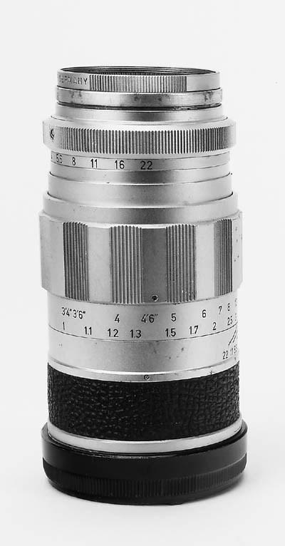 Elmarit f/2.8 90mm. no. 169340
