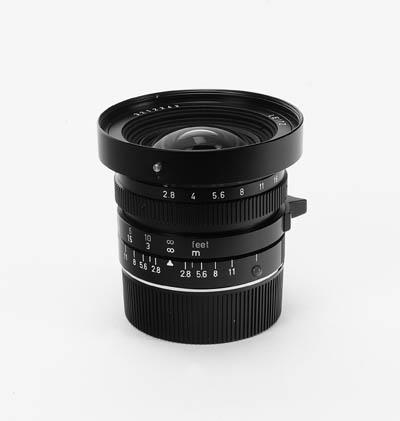 Elmarit-M 21mm. f/2.8 no. 3212
