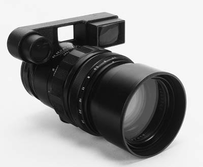 Elmarit-M f/2.8 135mm. no. 222