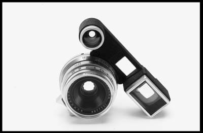 Summaron f/2.8 35mm. lens no.