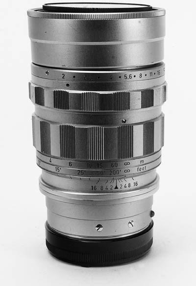 Summicron f/2 90mm. no. 174120